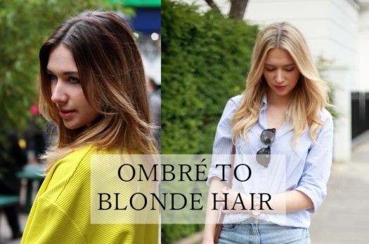 Ombré to Blonde: Getting Rid of Ombré Hair