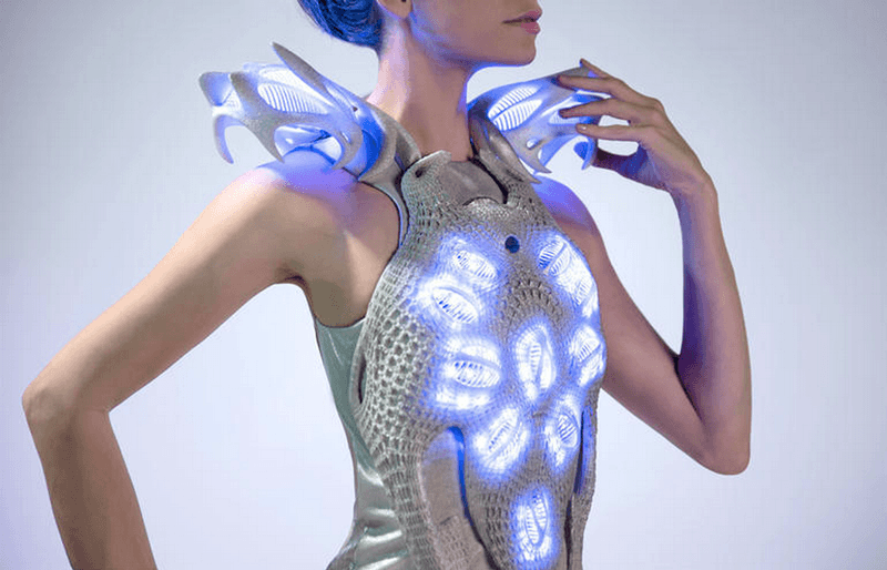 Interlaced Wearable Tech