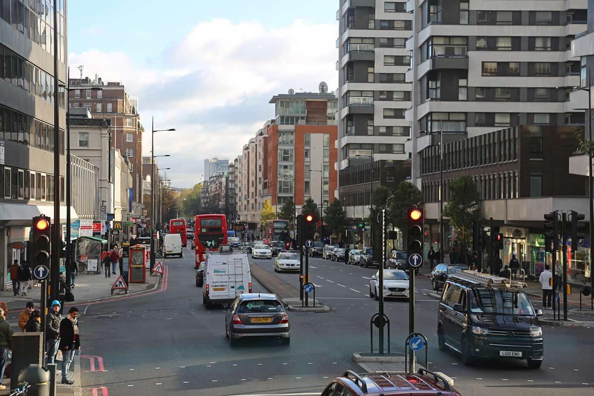 Edgware Road London