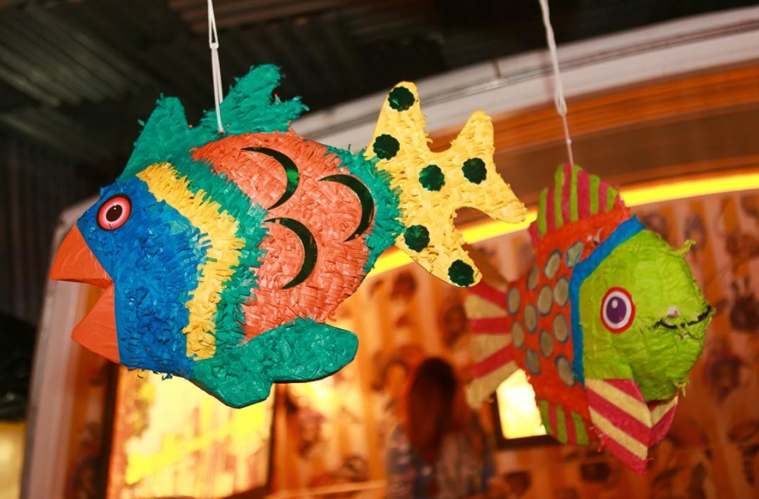 fish pinatas