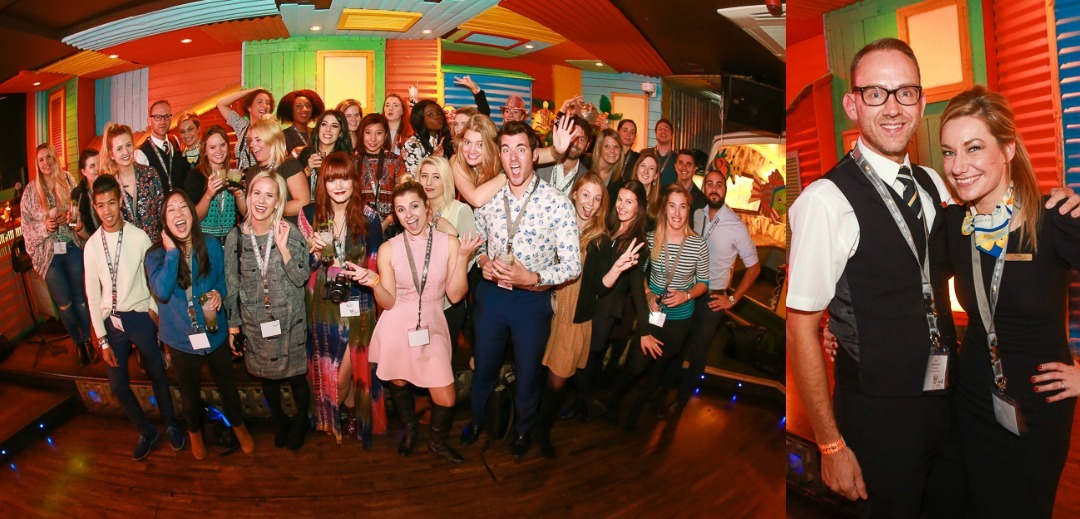 thomas cook blogger event