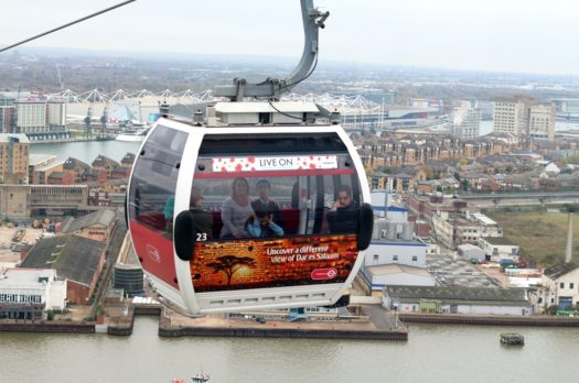 Emirates Airline + The Crystal London | A Different Day Out