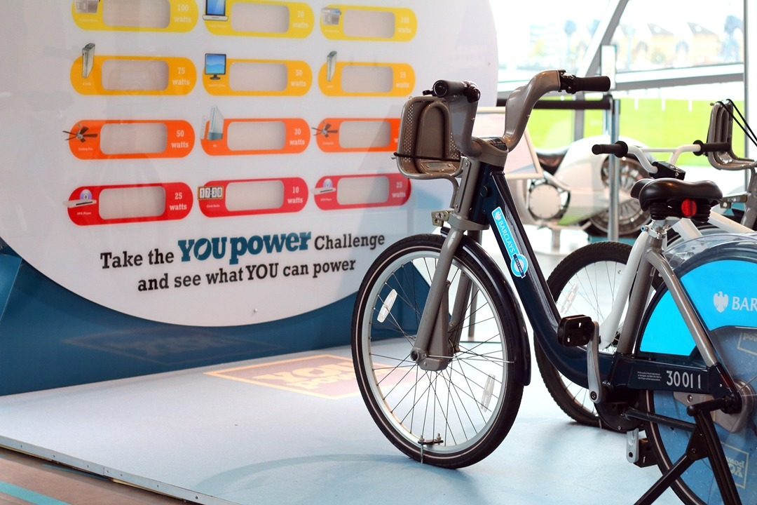the crystal boris bike
