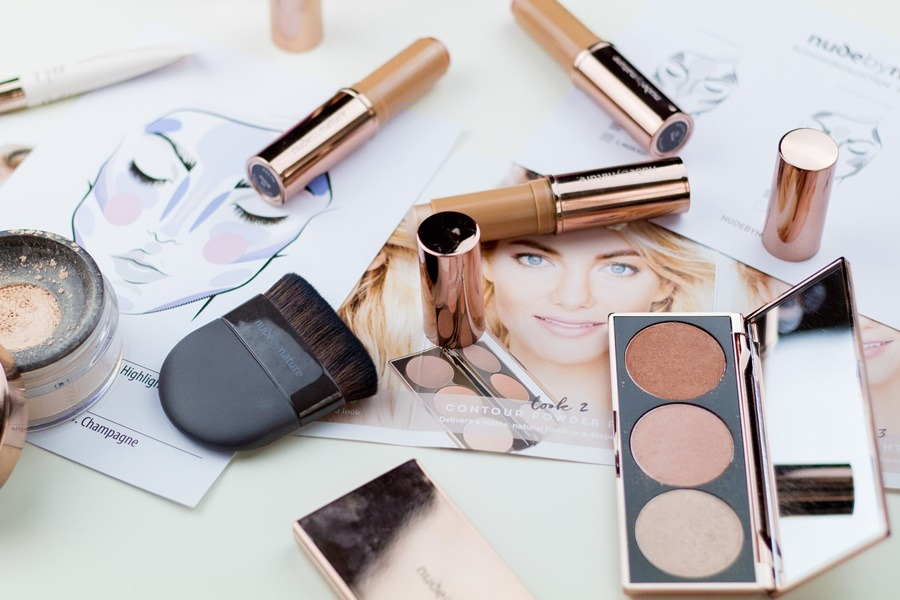 Nude by Nature Australian mineral makeup brand