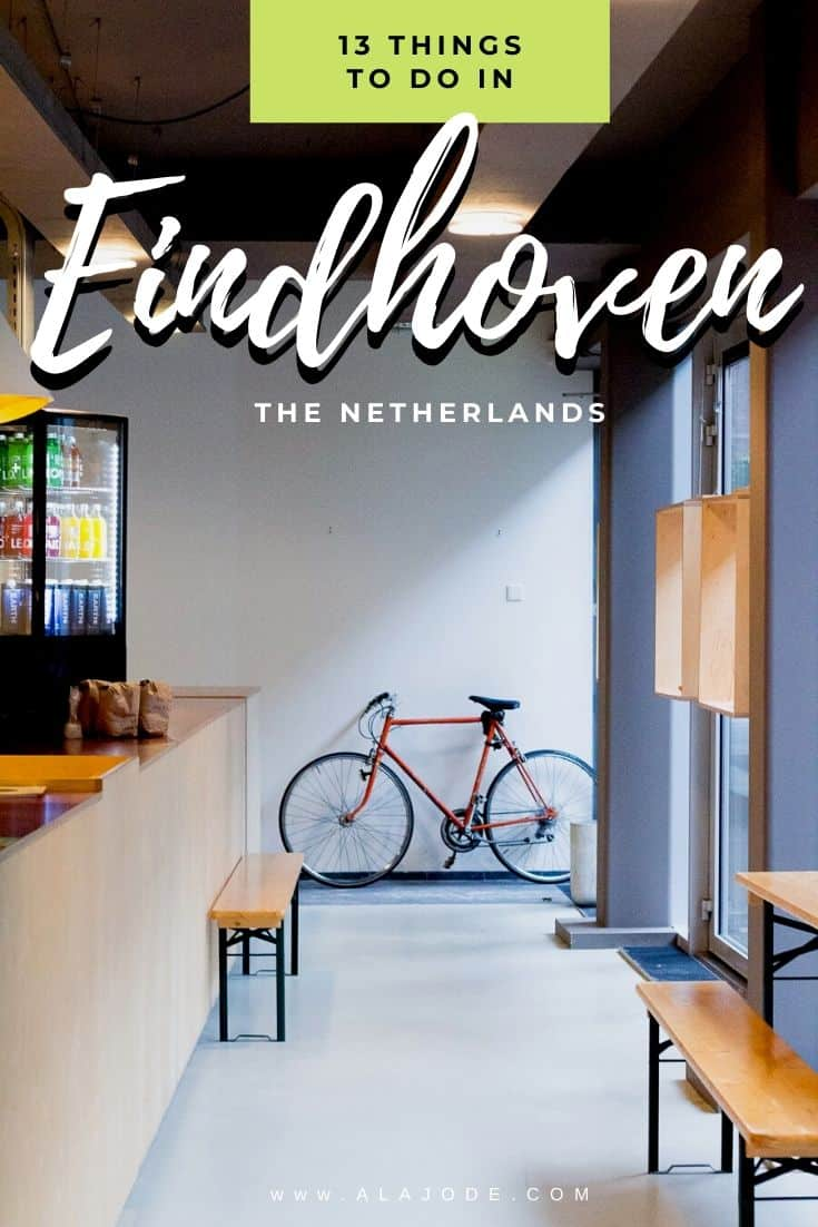 Foodie things to do in Eindhoven, the Netherlands