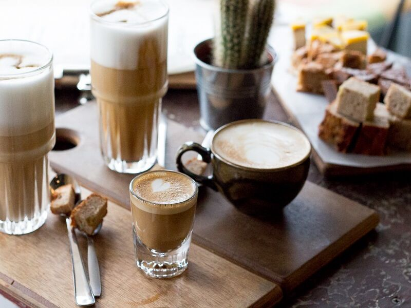 Coffeelab cafe Eindhoven