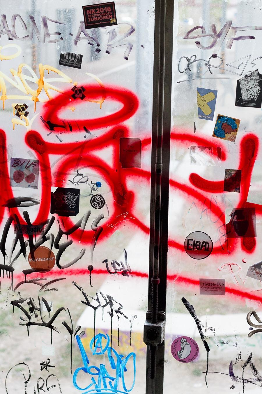 Strijp-S Eindhoven graffiti