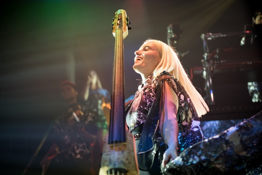 Clean Bandit at the Roundhouse London