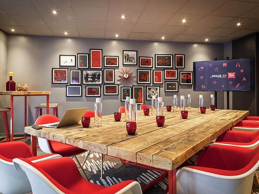 ibis hotel London Euston St Pancras