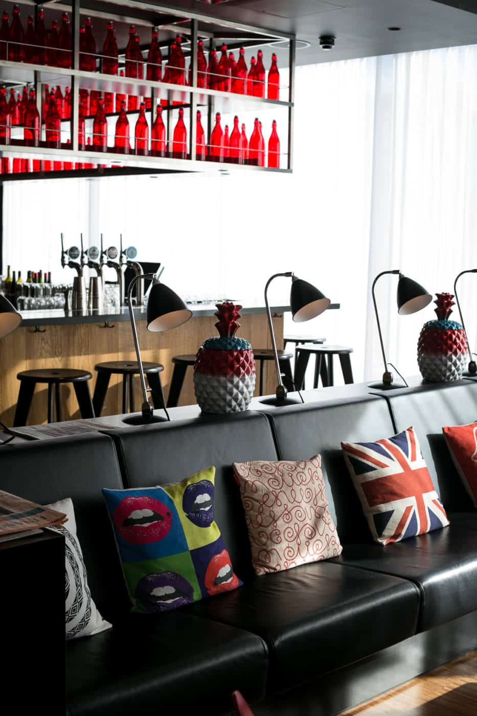 Citizen M boutique hotel London Shoreditch