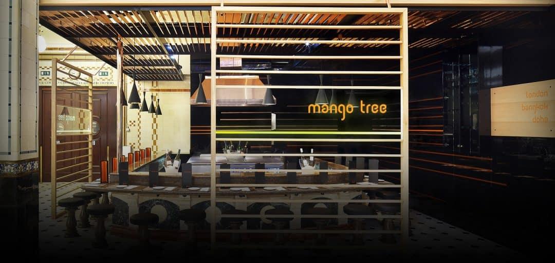 Mango Tree at Harrods food hall