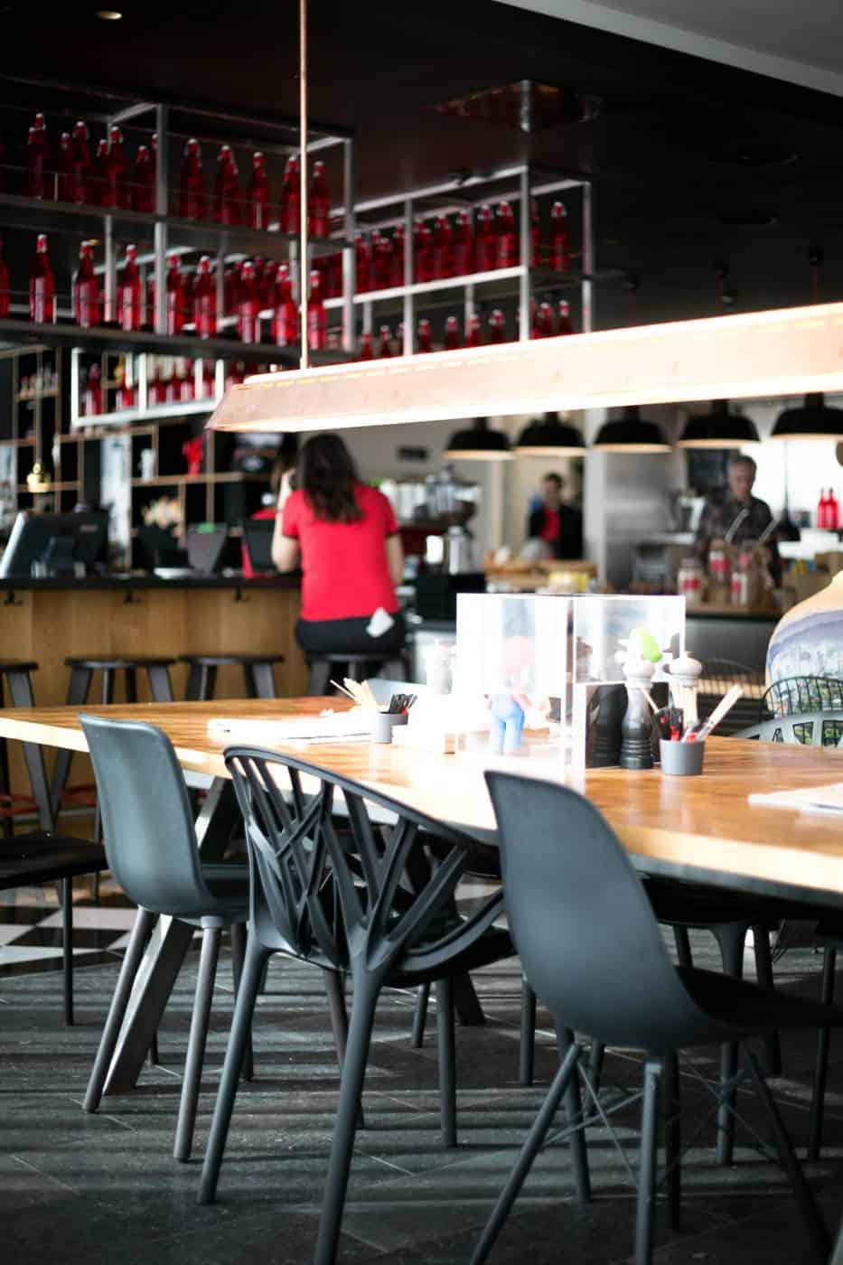 Citizen M boutique hotel London Shoreditch