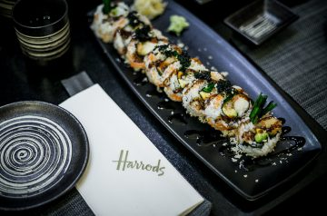 Pan Chai at Harrods: The Best Sashimi in London?