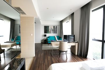 Where to stay in Kuala Lumpur: The D'Majestic Hotel