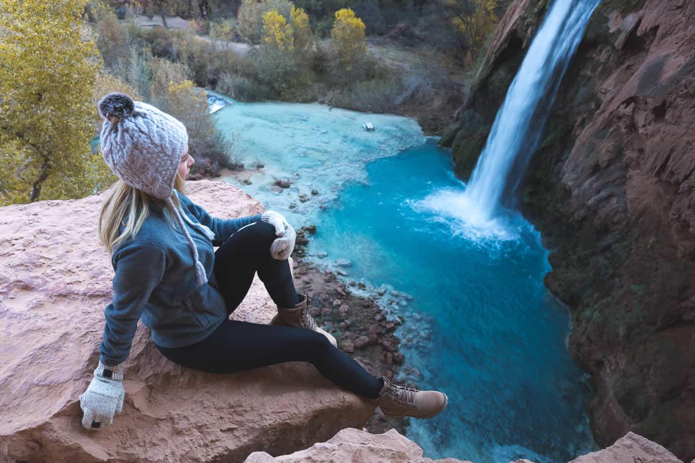 the havasupai hike: your guide to hiking to havasu falls | alajode