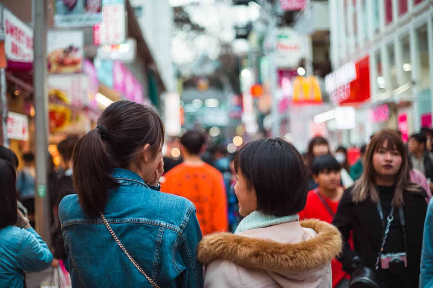 Japanese etiquette tips