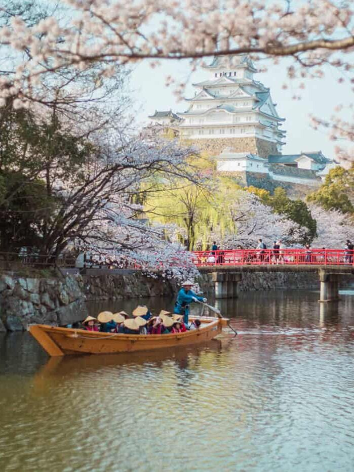 Himeji Castle day trip from Kyoto