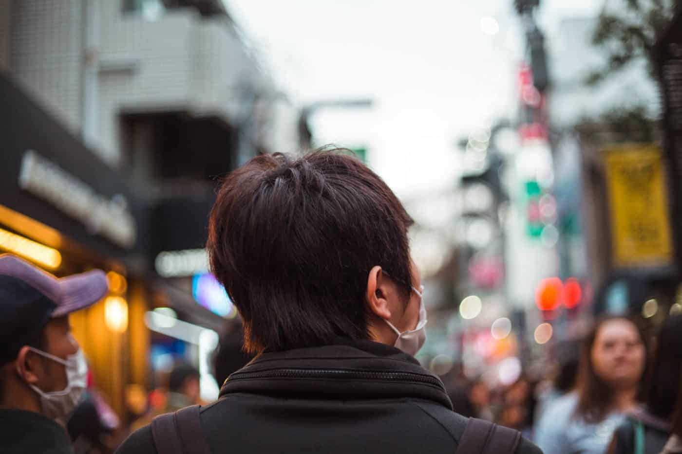 Tips for first time travel in Japan