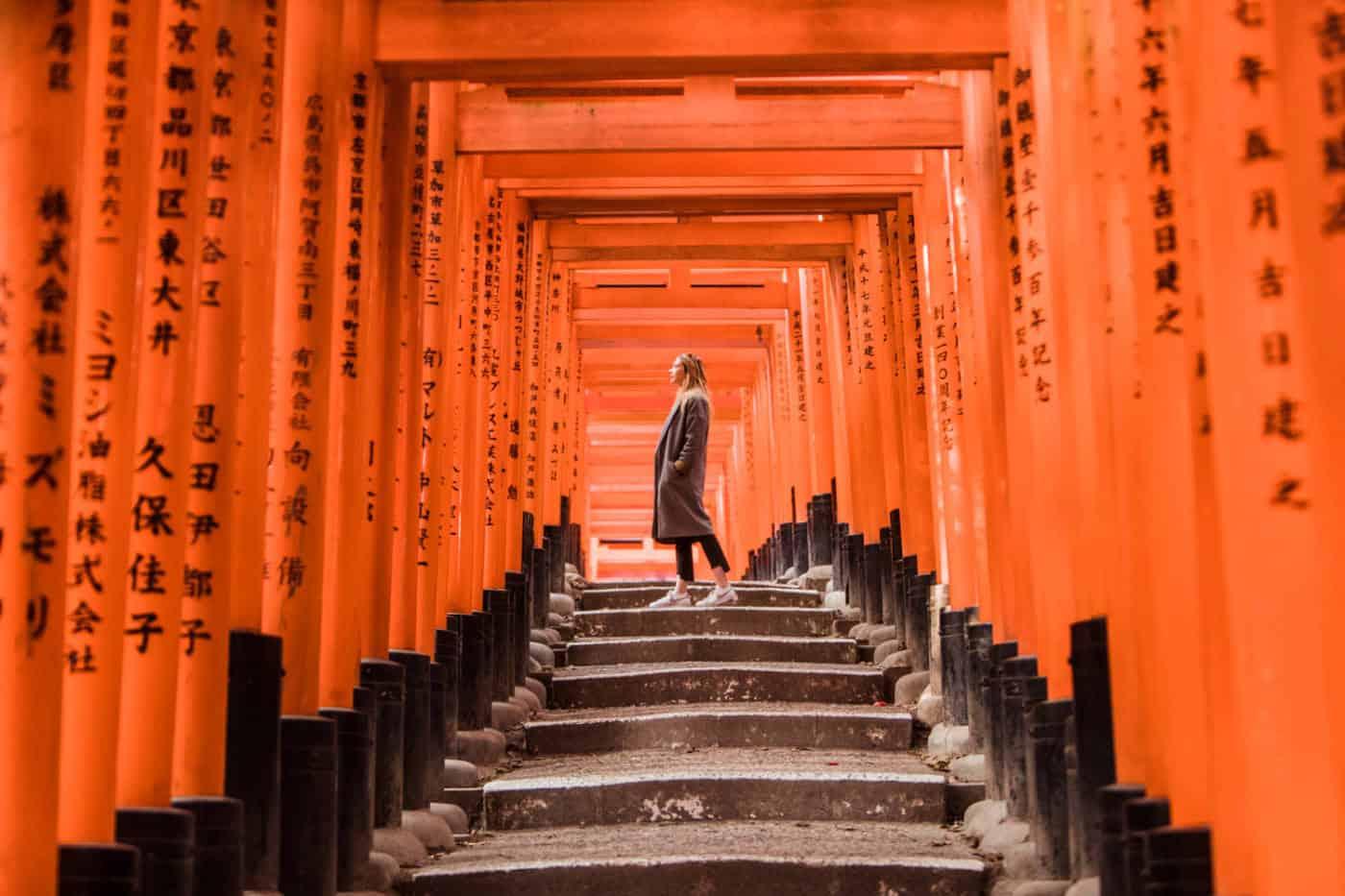 One week in Japan itinerary Tokyo Harajuku