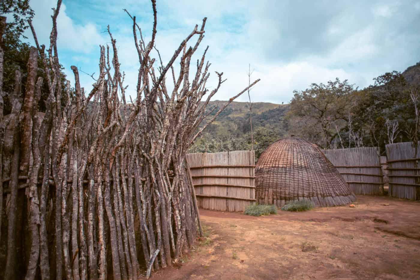 Swaziland Manzini swazi cultural village