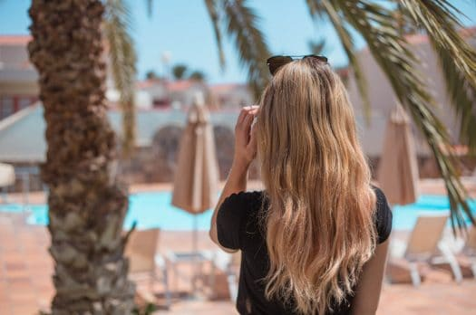 My Favourite Hair Extensions for Travel
