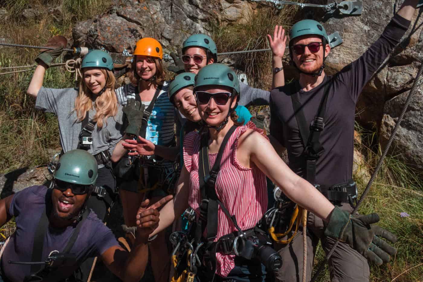 Malolotja canopy tour Swaziland