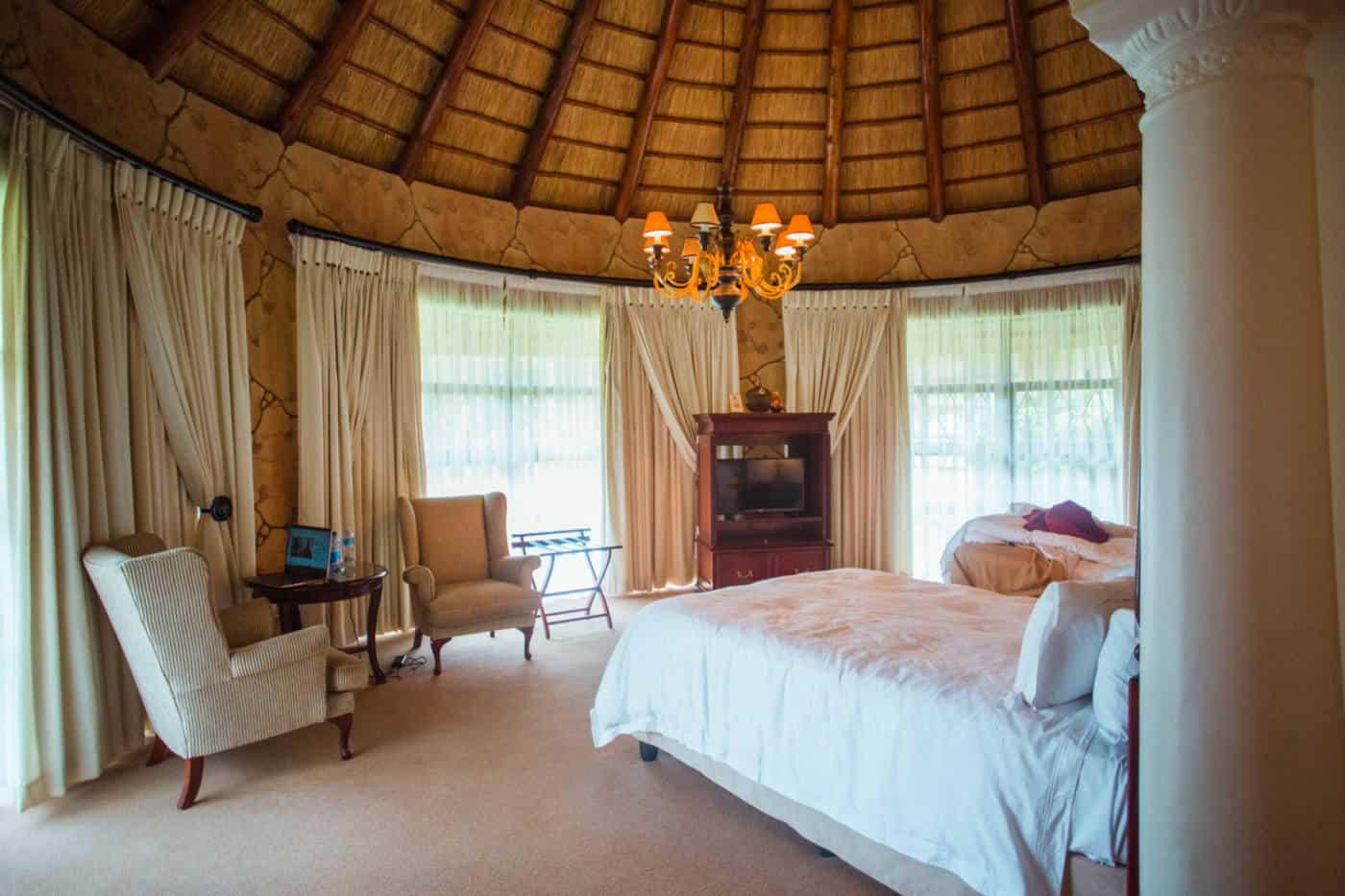 Summerfield botanical gardens swaziland bedroom