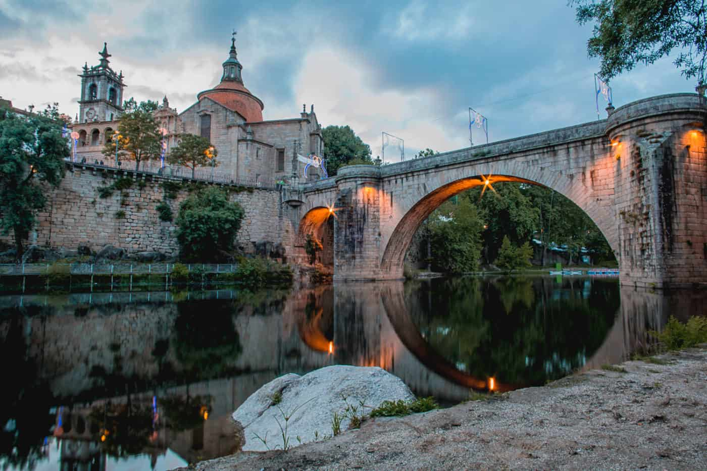 Amarante bridge Portugal
