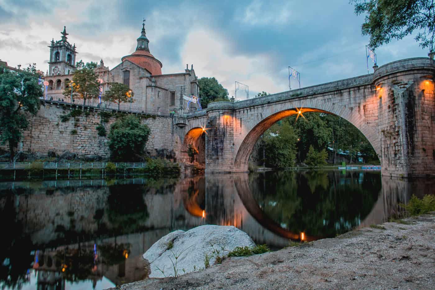 Amarante bridge Portugal