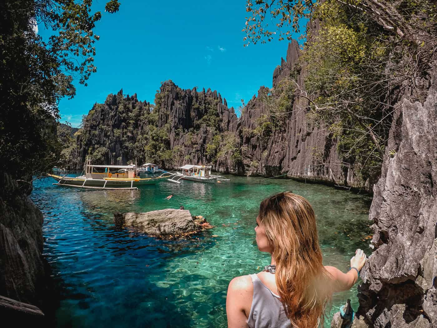 Palawan itinerary: Palawan tour of El Nido and Coron Philippines
