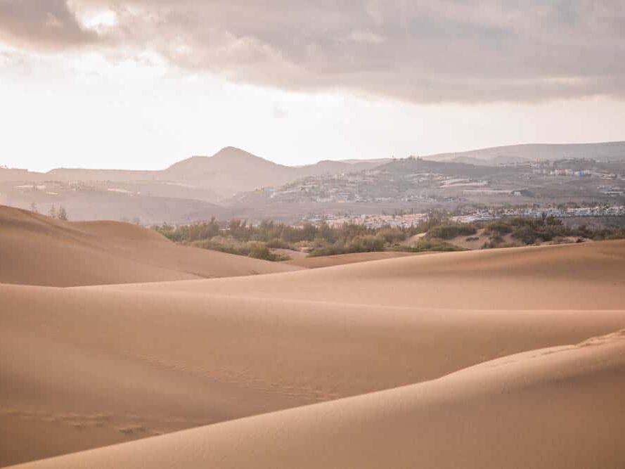 gran canaria dunes maspalomas nudist beach