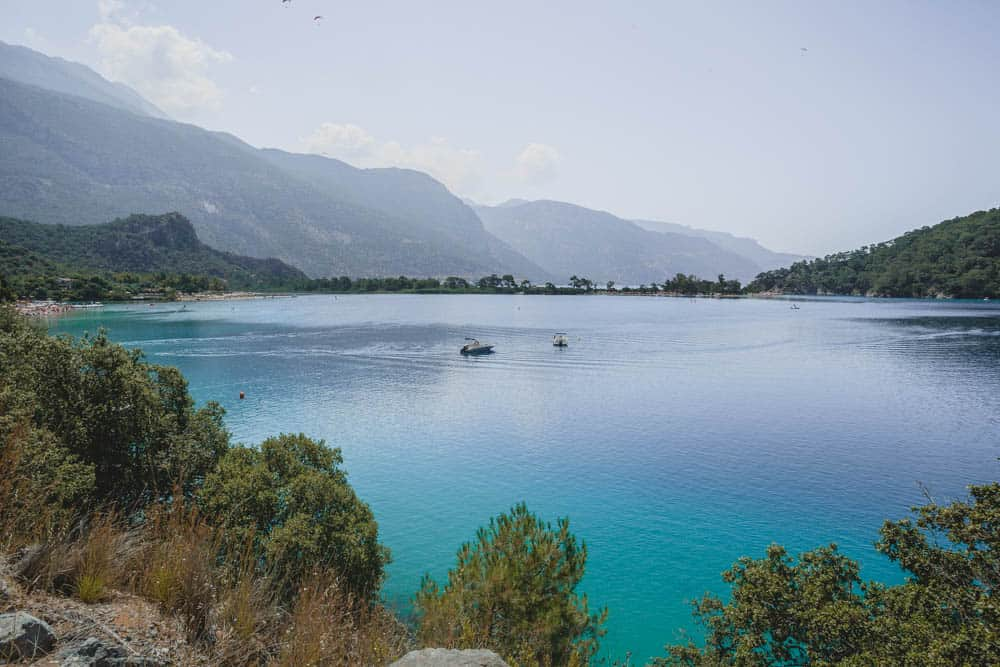 oludeniz blue lagoon turkey