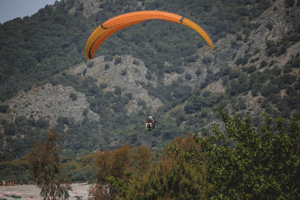 Babadag paragliding oludeniz excursion