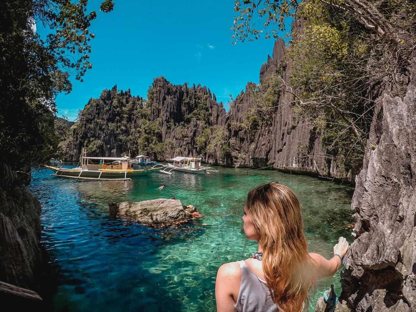 Palawan itinerary: Palawan tour of El Nido and Coron Philippines