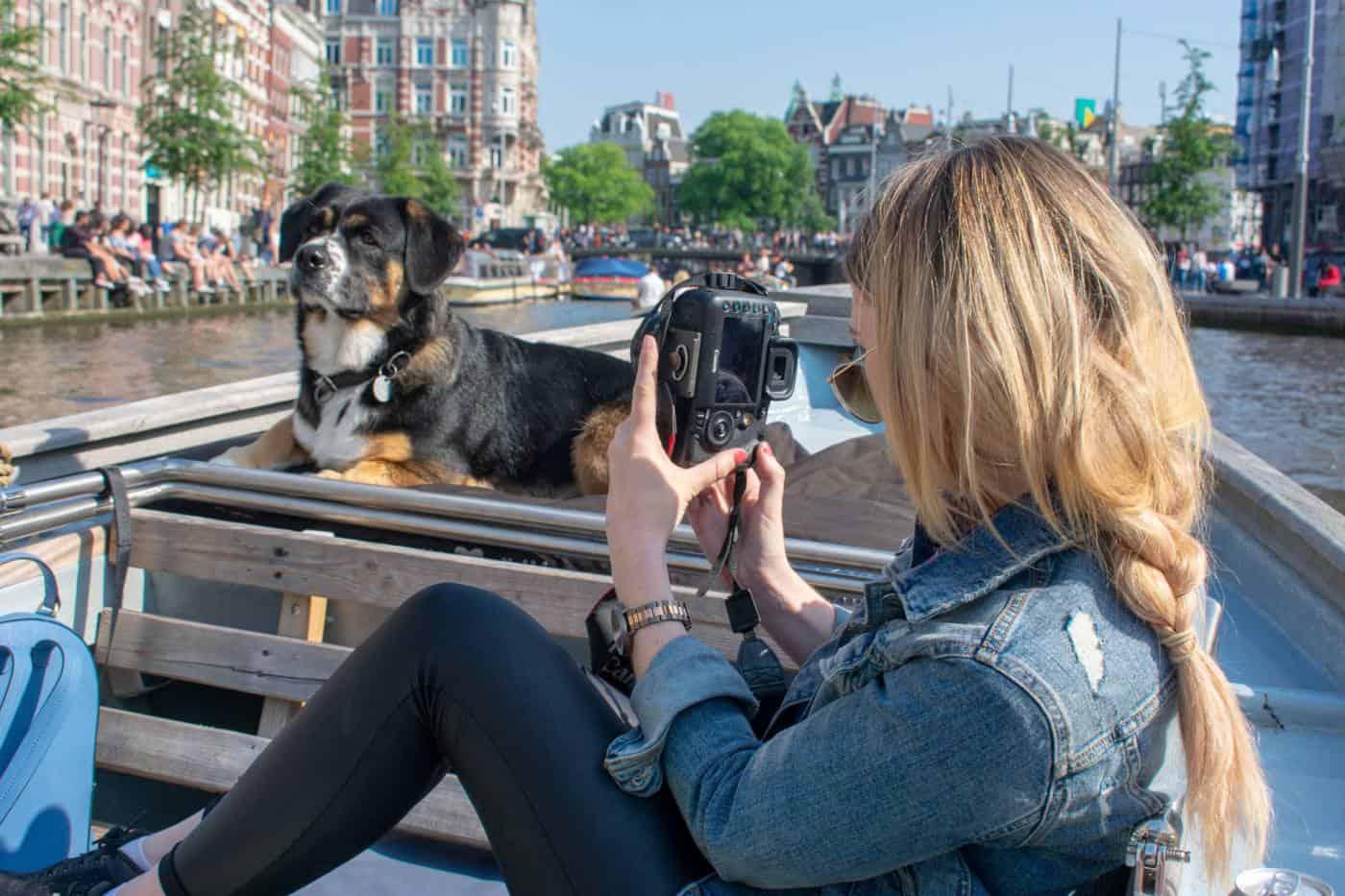 Camera gear for travel blogging and vlogging