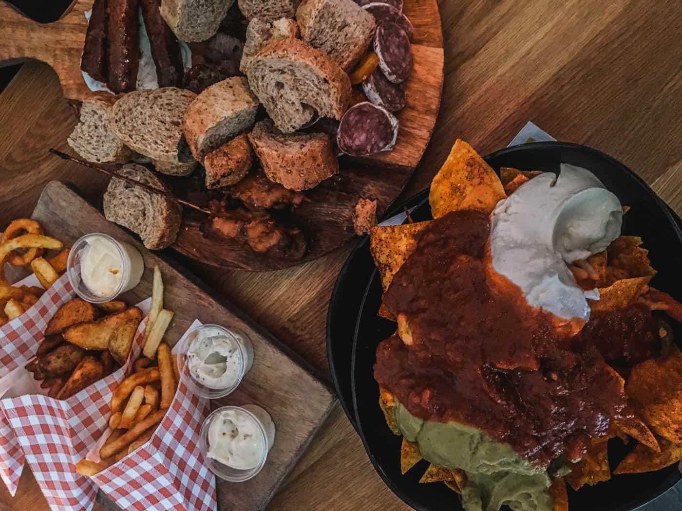 Amsterdam food platter