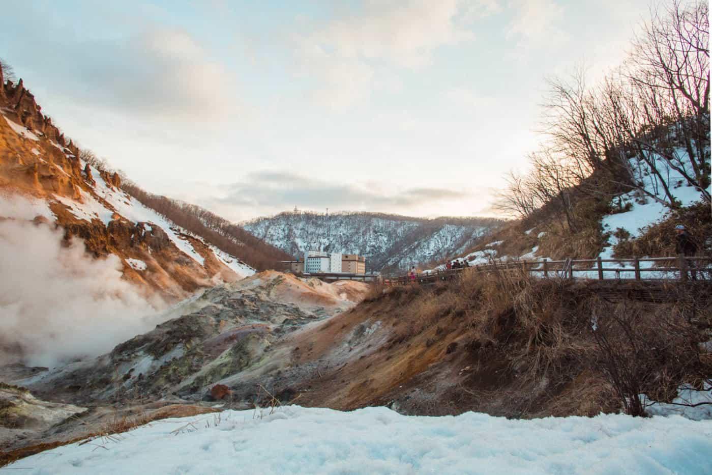 Planning a trip to Hokkaido Japan