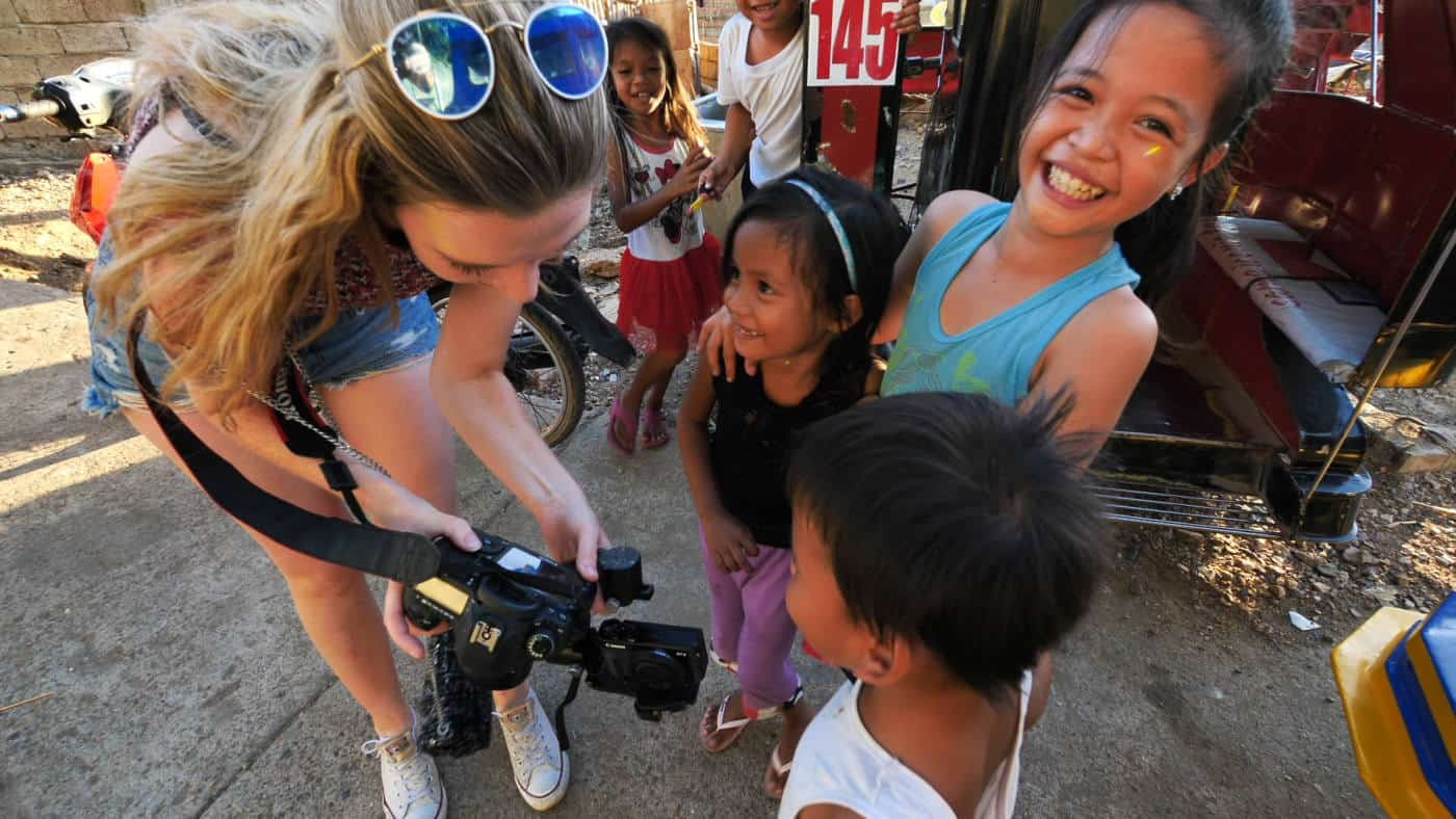 Travel blogging with the Canon 5D mark iii
