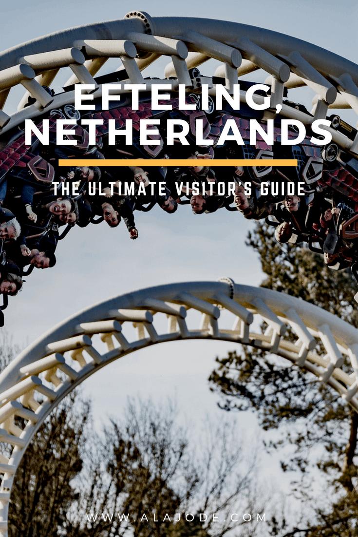 EFTELING THEME PARK NETHERLANDS