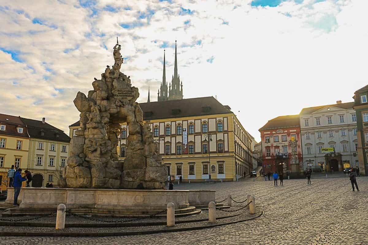European Destination Brno Czech Republic