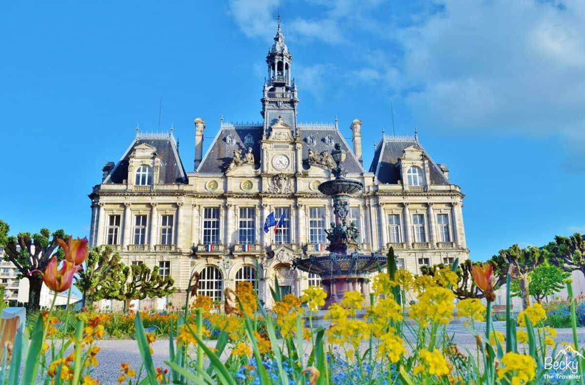 European Destination Limoges France