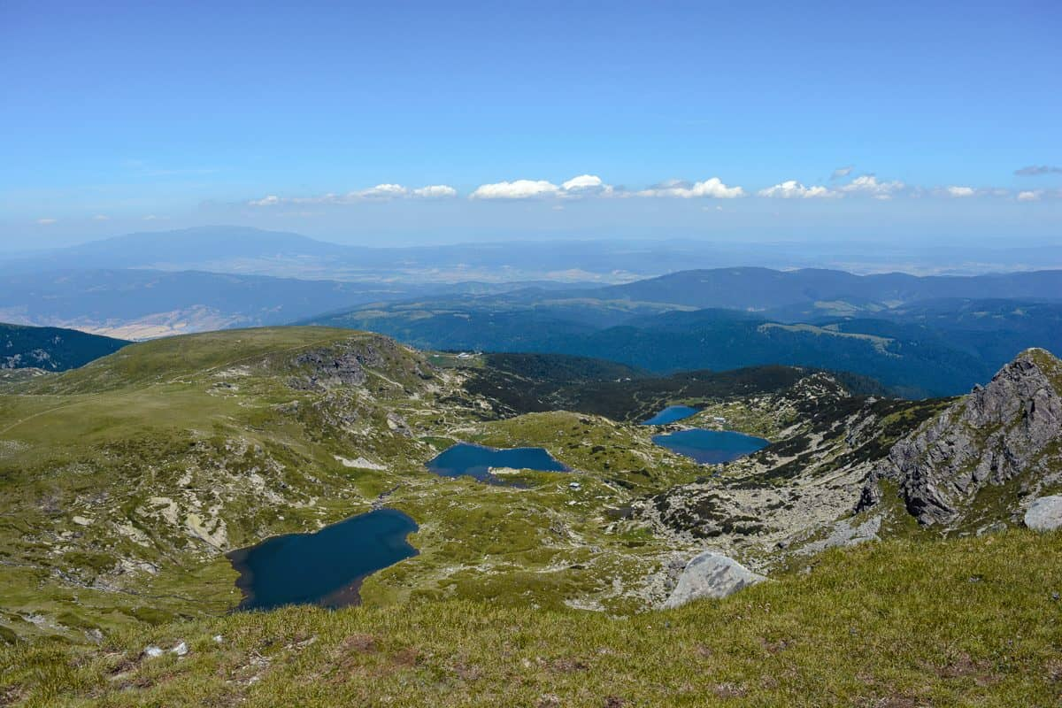 European Destination Rila Bulgaria