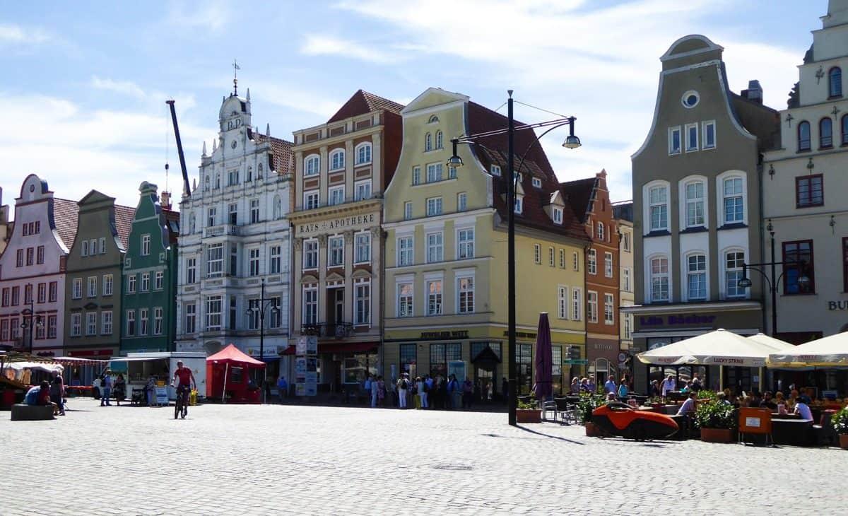 European Destination Rostock Germany