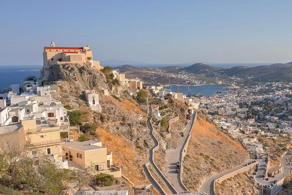 European Destination Syros Greece