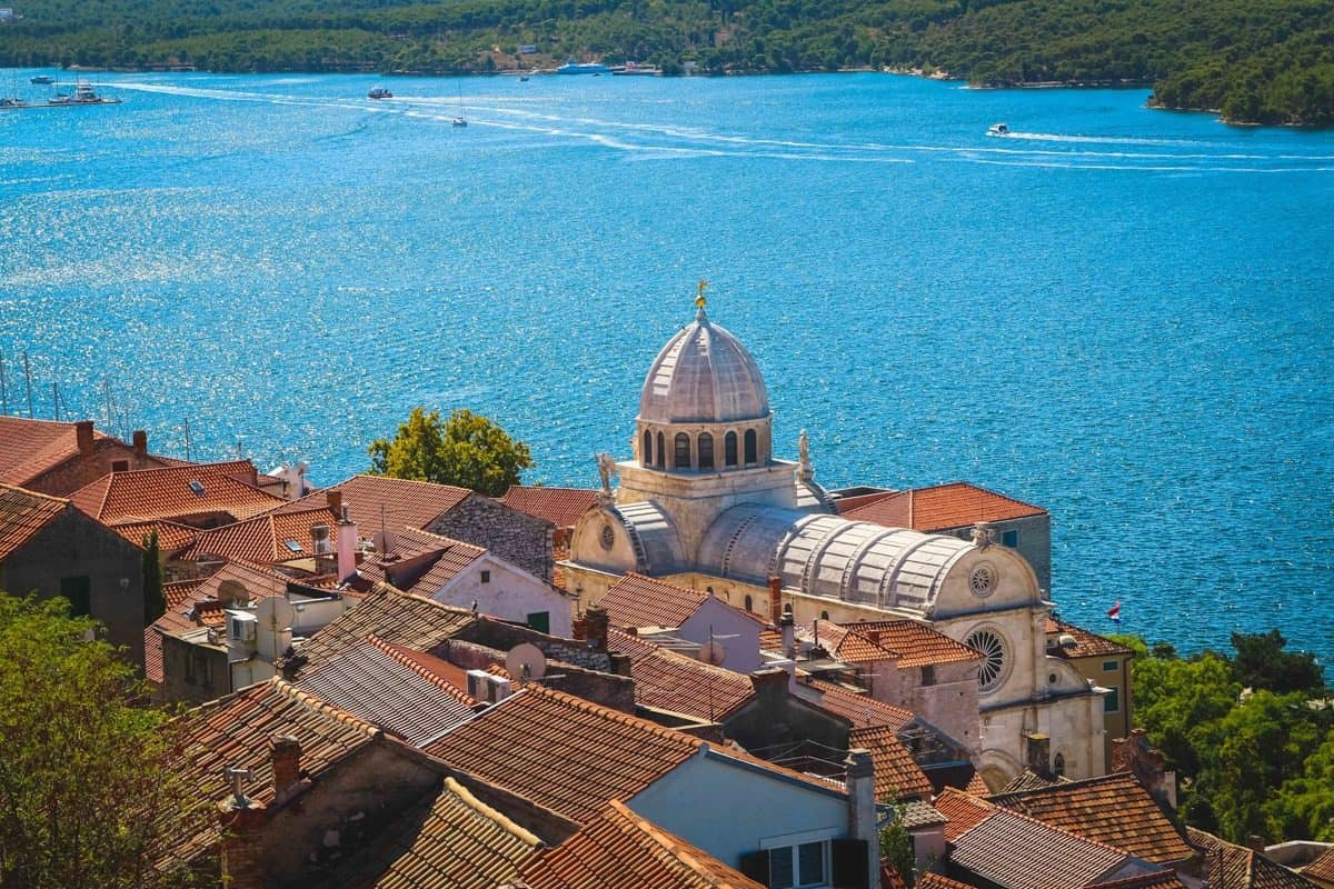 European Destination Sibenik Croatia