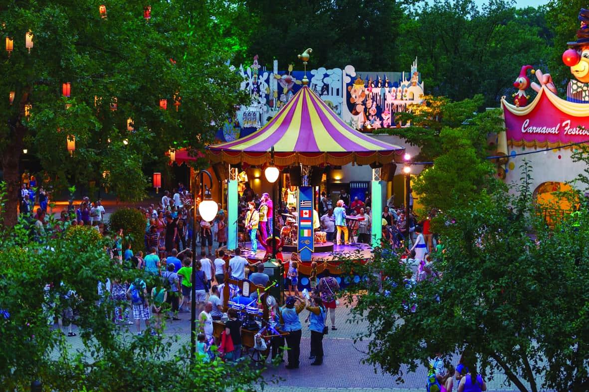 Visiting Efteling theme park