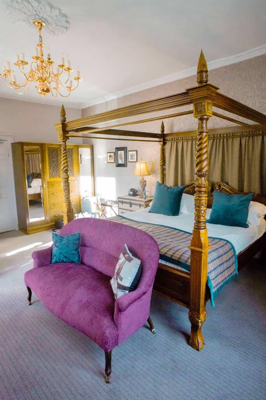 Banchory Lodge haunted room Aberdeenshire Scotland