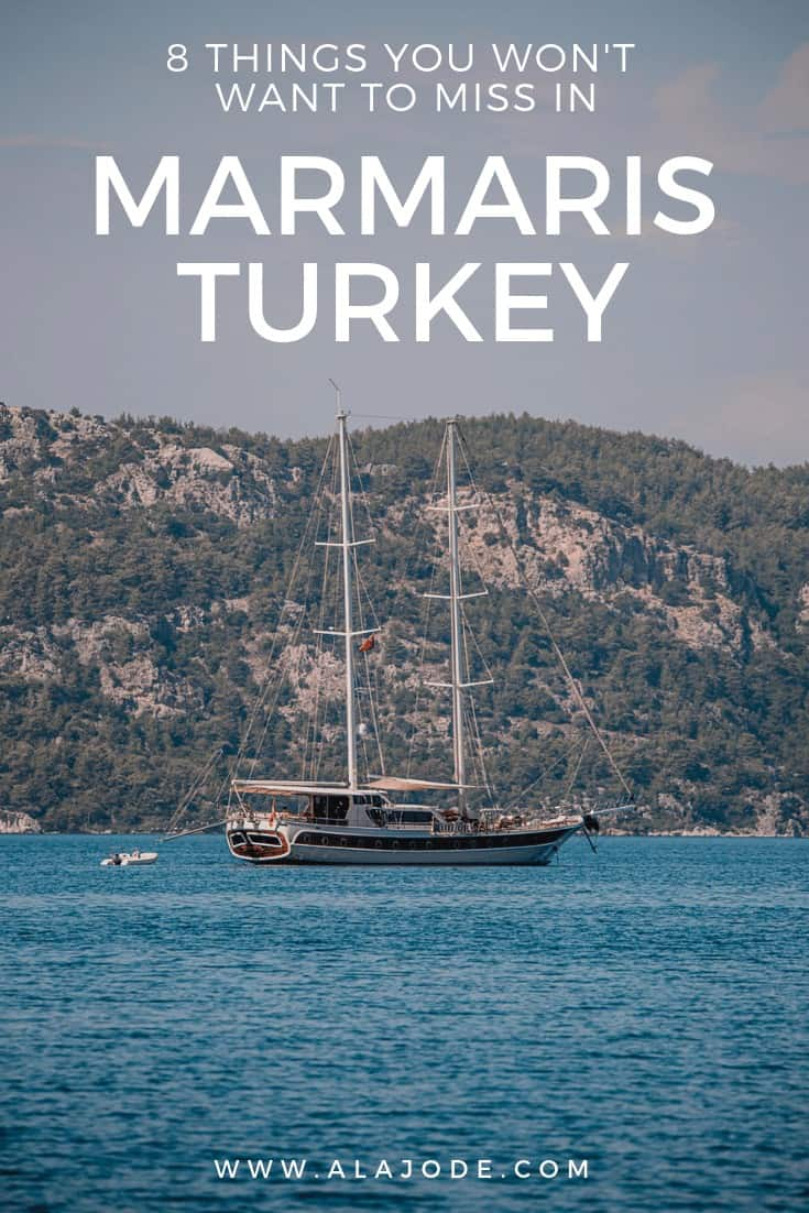 THINGS TO DO IN MARMARIS Turkey