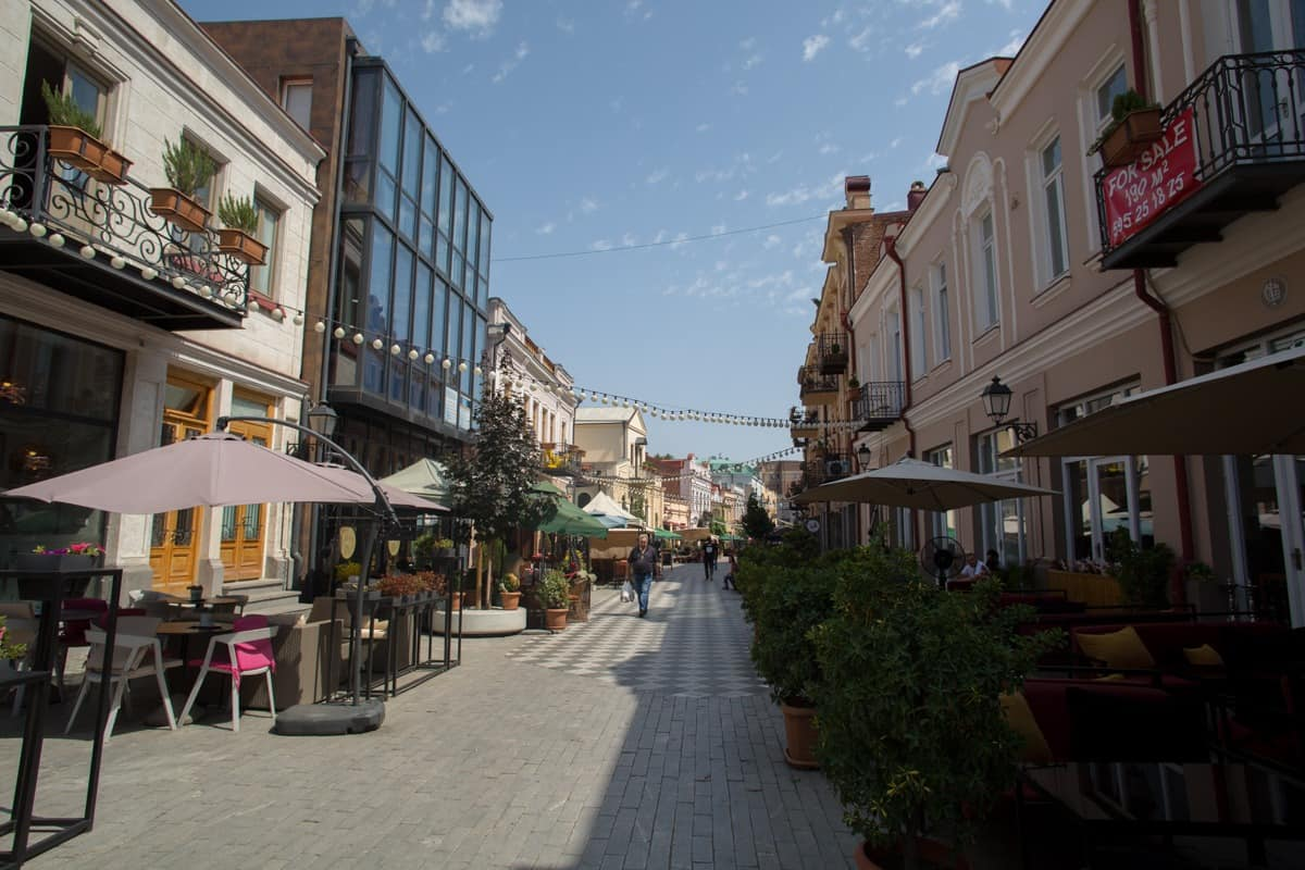 cost of living in tbilisi georgia