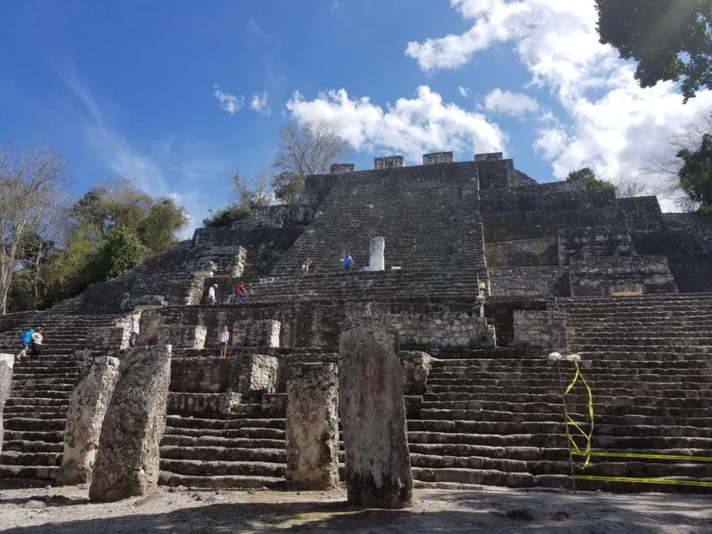 Calakmul Maya Ruin